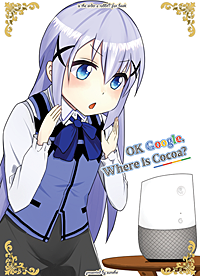 OK Google, Where is Cocoa?